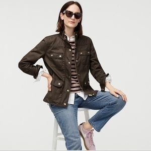 J crew large utility The downtown field jacket